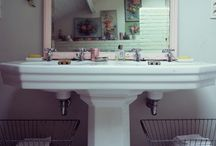 Bathrooms / by Samantha Singleton