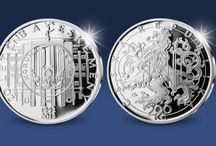 Mince CNB / Národní Pokladnice je oficiálním distributorem mincí České národní banky.