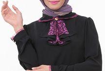 #Bluz Modelleri / #Bayan #Bluz ve #Gömlek modellerine bu linkten ulaşabilirsiniz http://www.e-ferace.com/ust-giyim/bluz-gomlek