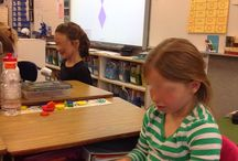 Math ideas 4th grade / by Isadora Vail