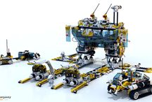 My LEGO Ideas / My projects LEGO Ideas webpage.