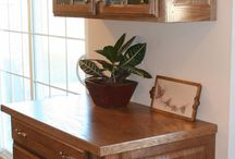 Simple Changes, Big Difference!  / You don't have to remodel everything to make a space feel like new. Here are some examples of small changes that have made a big difference.