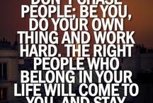Quotes / by Vanessa Martinez-Ramirez