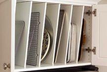 Tray storage