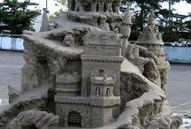 Sand creations