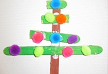 Kid's Christmas Craft / by Rebecca Chapman