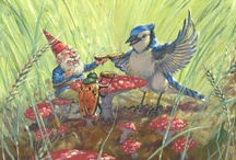 Herb Leonhard Art / The art of Herb Leonhard premier fantasy and children's book artist.