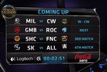 League Of Legends / NA LCS & EU LCS