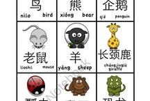 Learning Chinese / My first Chinese words