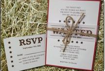 Invitation-Western