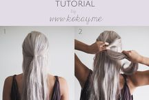hair, how to
