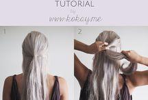 Tutorials hair