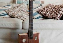 Guitars / 6 Strings Guitar Box