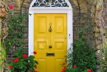 Front Doors I Love! / by Dawn Copeland