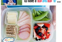 Kids got to eat- Lunch Idease / by Nicole Alvarez