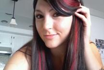 Hair Color Streaks