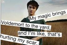 """""""YO HARRY U A WIZARD"""""""