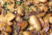 Mushroom Side Dishes