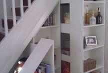 idée escalier