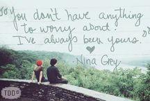 Book quotes ♥