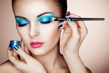 Moodboard - Art of Makeup / The art of makeup