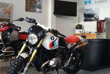 BMW R NineT Pars Dakar 2 / BMW R nineT Paris Dakar 2 costruita da Luismoto per il concessionario BMW Motosport Lucca per la vendita