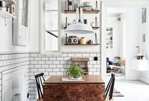 Scandinavian Styling Inspiration / Daily Scandinavian Style for your home.