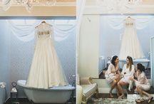 Vestido de noiva tradicional / Inspirações com vestidos de noiva bem clássicos e tradicionais.