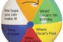 Birthdays/Celebrations / by Samantha Dickens
