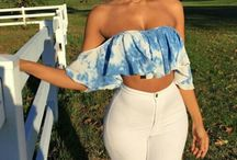 Fashion inspiration: Blue