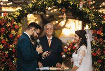 Cerimônia - Casamento.