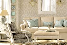 Living Room / by Christina Curran