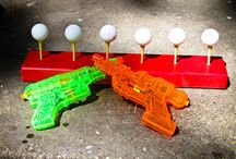 DIY Combat Dartz Projects / Make your own targets and battlefields for more soft dart gun fun at home!