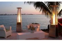 Gas Patio Heaters / #Gaspatioheaters #ledpatioheaters #athenapatioheater #realflamepatioheaters