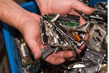Hard Drive Shredding & Destruction / Security Data Destruction understands that confidential information on Electronic Media and Hard Drives can become the target of internet thieves and identity scandals.   Degaussing alone is no guarantee that all of your confidential information has been erased. The most secure way is by shredding your hard drives, CDs, backup tapes, and thumb drives.