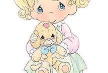dolls-clipart