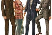 Men's Vintage fashion / Fashion ideas for the elegant dancer