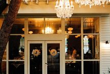 Receptions / Ideas for wedding receptions