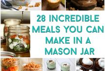 Mason Jar Food