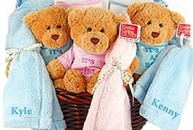 New Baby Gifts / Baby Gift Baskets