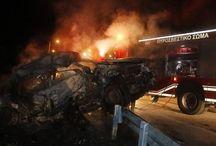Κρήτη: Τρεις νεκροί σε φοβερό τροχαίο δυστύχημα