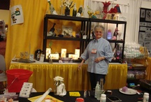 """2013 Creative Painting Convention / Etchall Booth and Make n Takes - The year of the """"Shoe"""""""