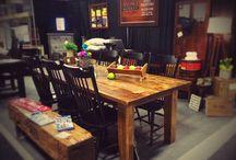 Canadian Made Furniture / Canadian Made Solid Wood Furniture.  Visit us at www.dalesantiquemarket.com