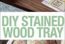 homemade wood