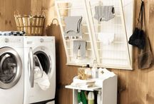 Laundry Room Ideas / by Nuccia Salvati