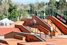 Skateparks & Ramps / Check out the coolest skateparks and ramps with Fuzion!
