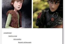 DISNEY- How to Train Your Dragon