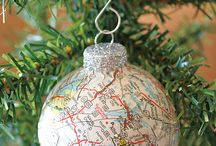 Christmas Ornaments / by Ashley Garrard
