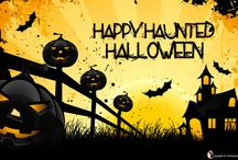 Halloween Wallpapers  / Download : High Quality and High Resolution Halloween Wallpapers. / by Mydearvalentine .