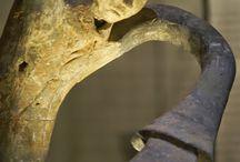 sculptures corps dansant